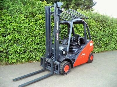 Linde H25D Diesel Counterbalance Forklift Truck/ Like Toyota Hyster Caterpillar • 6,800£