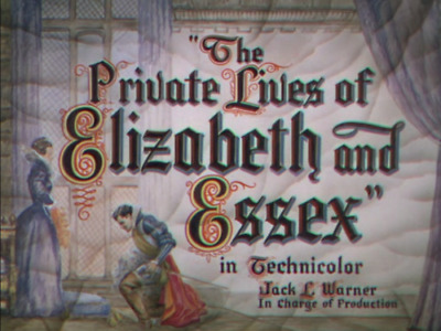 The Private Lives Of Elizabeth And Essex 1939 DVD  Bette Davis, Errol Flynn  • 1.49£