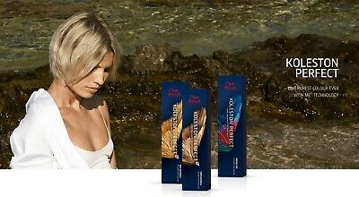 WELLA KOLESTON PERFECT ME+ 60ml- Please Choose Shade • 8.25£