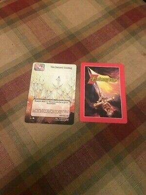 $40 • Buy Redemption CCG Cloud Of Witnesses The Second Coming Card