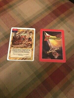$12 • Buy Redemption CCG Abram's Army Promo