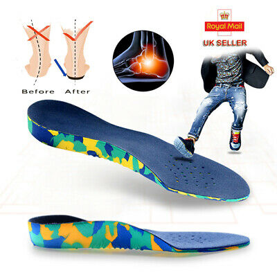 Children Orthotic Insoles , Arch Support , Flat Feet , Arch Pain , Kids Insoles • 7.99£