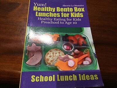 AU5 • Buy Yum! Healthy Bento Box Lunches For Kids Healthy Eating For Kids  $5.00 Sale