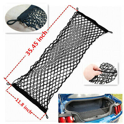 $19.99 • Buy Parts Accessories Car SUV Envelope Style Trunk Cargo Net Universal