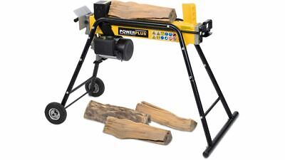 AU639.82 • Buy Log Splitter Professional 1500 W Pressionale 5 Ton Cut MM 520 Warranty 3 Years