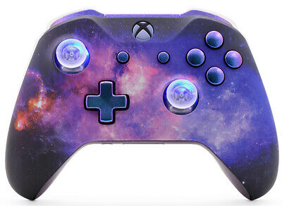$99.95 • Buy  Space  Xbox One S / X Custom UN-MODDED Controller Unique Design