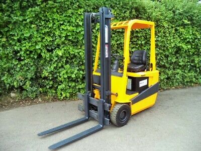 £3850 • Buy Electric Counterbalance Forklift Truck 1.5 Ton Capacity