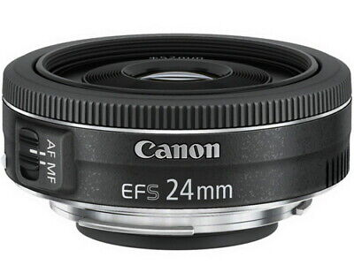 AU300.38 • Buy CANON EF-S24mm F2.8 STM Lens Japan Ver. New / FREE-SHIPPING