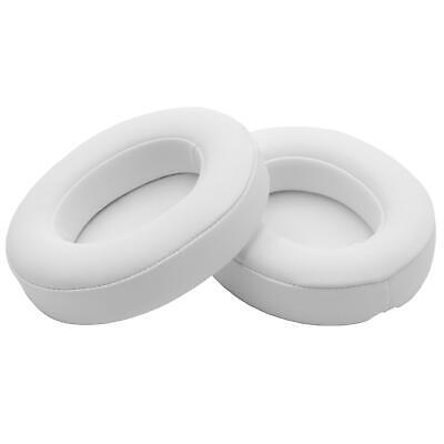 2x Earpads White For Beats By Dr. Dre Studio 2.0 / Studio 3.0 • 9.94£