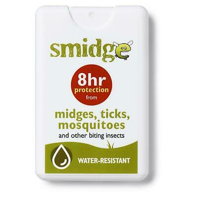 Smidge That Midge Insect Repellent Deet Free 8 Hour Protection Pocket Sized • 4.99£