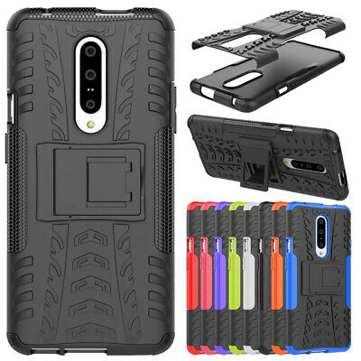 AU4.57 • Buy For OnePlus 5 5T 6 7 Pro Shockproof Hybrid Armor Rubber Kickstand Case Cover