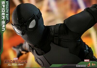 $269.99 • Buy (US) Hot Toys Spider-Man Far From Home SPIDER-MAN STEALTH SUIT PRE-ORDER!