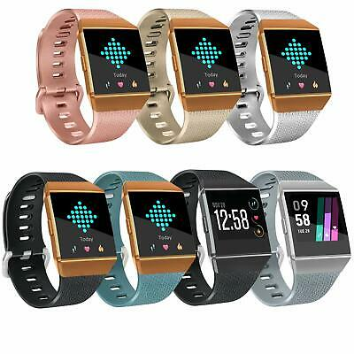 $ CDN17.40 • Buy Silicone Replacement Bands For Fitbit Ionic,Wristbands Sport Straps 2 - 7 Pack