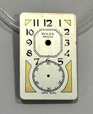 $ CDN895 • Buy Vintage Rolex Prince Doctors Watch Dial Ref. 971 - Dial ONLY
