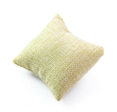 £7.09 • Buy 10 Pcs Burlap Pillow Cushion For Watch Bracelet Necklace Jewelry Display Case