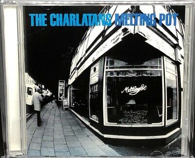 The Charlatans - Melting Pot, Cd Album. • 3.99£