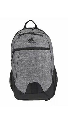 $42.99 • Buy Adidas Foundation V Laptop Blue Black Backpack 5148278