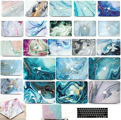 £14.99 • Buy Marble Hard Shell Case Cover Keyboard Cover For Apple MacBook Air Pro Retina MC