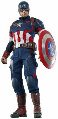 $ CDN1663.69 • Buy Hot Toys Marvel: Avengers Age Of Ultron- Captain America 1 / 6Th Scale Collectib
