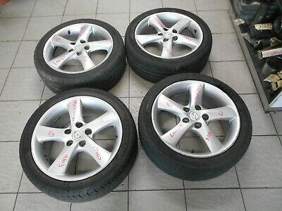 AU245 • Buy 9/2003 Mazda 6 Mag Wheel With 215/45/17 Tyre (3 Available) (s/n V7407)