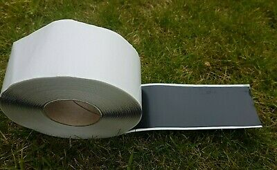 £15.99 • Buy Double Sided Pond Liner Repair Tape Cold Bonding Sealant Adhesive 10 Metre Roll