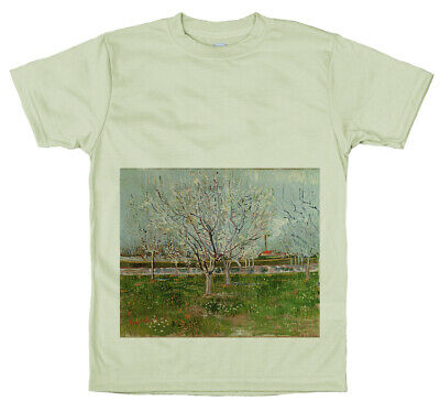 £14.99 • Buy Vincent Van Gogh - Orchard In Blossom Painting T Shirt