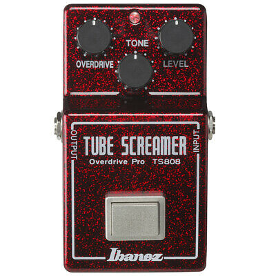 Ibanez TS808 40th Anniversary Overdrive Effects Pedal • 199.99$