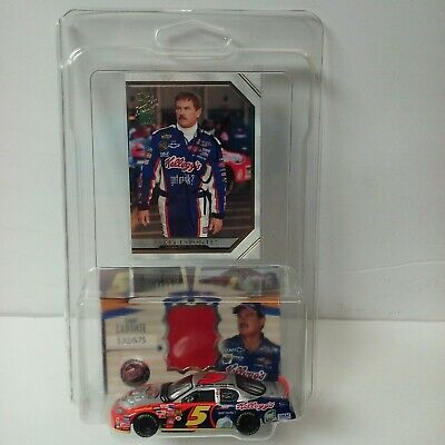 $35 • Buy Terry Labonte Autograph Car Cover #5 Diecast 1/64 Kelloggs 2004 Winston Cup Chmp