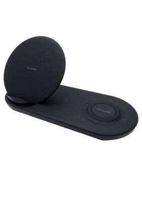 $ CDN28.81 • Buy Samsung Wireless Charger Duo Fast Charge Stand & Pad For Galaxy S9 , S9+ & Note9