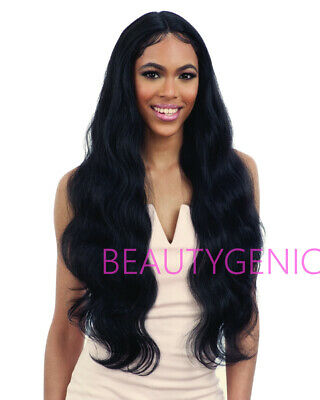 £44.95 • Buy Freetress Equal Synthetic Freedom Part Lace Front Hair Wig - Freedom Part 402