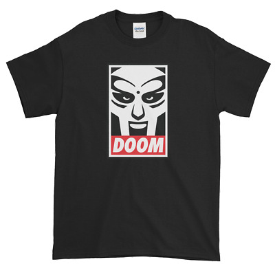 Mf Doom J Dilla Madlib Obey Stones Throw Hip Hop Unisex Gift T-shirt • 9.99£