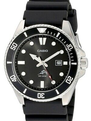 $ CDN69.63 • Buy Casio MDV106-1A Men's Analog Watch - Black