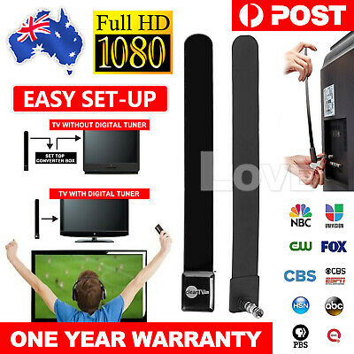 AU9.95 • Buy Digital TV  Clear TV Key Satellite HDTV Free Digital Indoor Antenna Ditch Cable