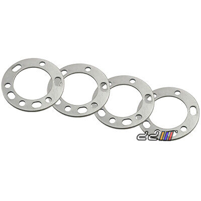AU43.95 • Buy (4) 6mm Wheel Spacers 6X139.7 PCD 6 Studs For Hilux Land Cruiser 4Runner