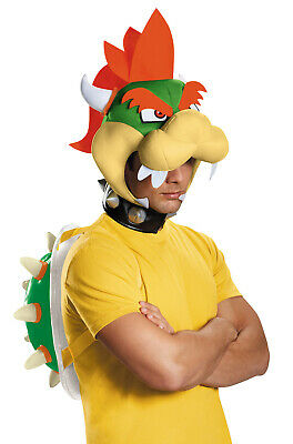 $30.63 • Buy Brand New Super Mario Brothers Bowser Adult Costume Kit