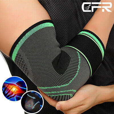 Tennis Golfers Elbow Support Strap Arm Arthritis Pain Brace For Gym Sport Unisex • 4.99£