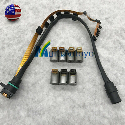 $82.99 • Buy 01M Automatic Transmission Master Solenoid & Wire Harness For VW Audi Model H/Q