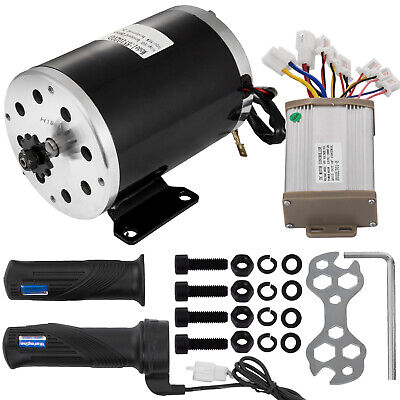 36V DC Electric Motor Speed Controller Throttle 800W Dirt Quad Bicycle Razor • 64.94£