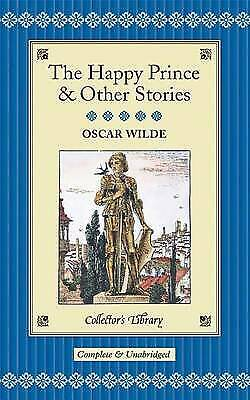 The Happy Prince & Other Stories (Collector's Library), Wilde, Oscar, New Book • 4.61£