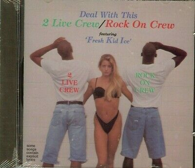 $ CDN17.36 • Buy 2 LIVE CREW / ROCK ON CREW - Deal With This - CD - NEW - SEALED