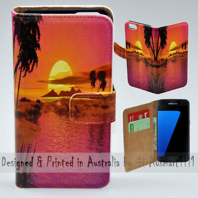 $ CDN14.65 • Buy For Samsung Galaxy Series - Summer Sunset Theme Print Mobile Phone Case Cover