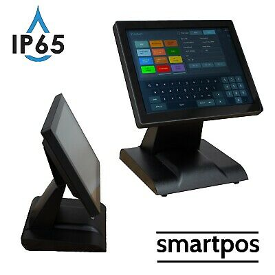 17  Touchscreen EPOS POS System For Retail Shop Cash Register Till System Store • 199£