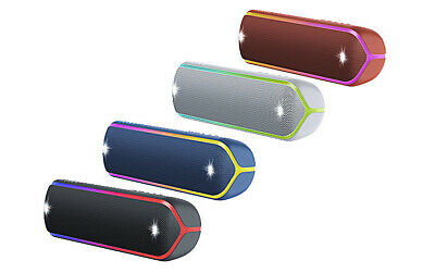 $59.99 • Buy Sony SRS-XB32 Portable Extra Bass  Wireless Bluetooth Speaker With NFC/ Lights