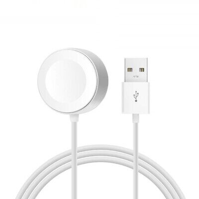$ CDN18.14 • Buy For Apple Watch IWatch Series 6 5 4 3 2 1 Magnetic Charger Cable 1m