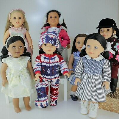 £14.50 • Buy My London Girl 18  Dolls Outfits Clothes Fits My American Girl Our Generation