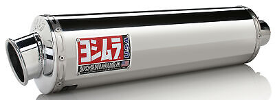 $339 • Buy Kawasaki ZX-6R 98-02/ZZR600 05-08 YOSHIMURA RS-3 Stainless Bolt-On Exhaust