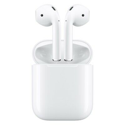 AU247.95 • Buy Apple AirPods With Charging Case (2nd Gen) A2032 - White (MV7N2ZA/A) AU STOCK