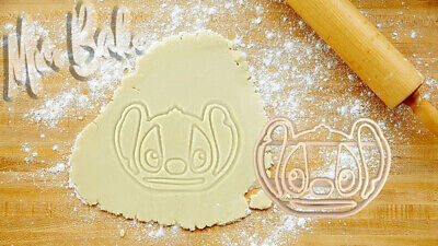 Lilo & Stitch Cookie Cutter Cake Decoration Pastry Dough Biscuit • 3.99£