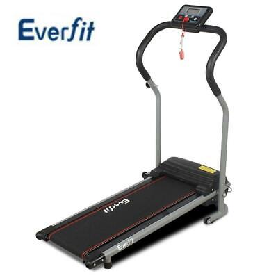 AU229.54 • Buy Everfit Electric Mini Treadmill Home Gym Exercise Machine Fitness Equipment BK