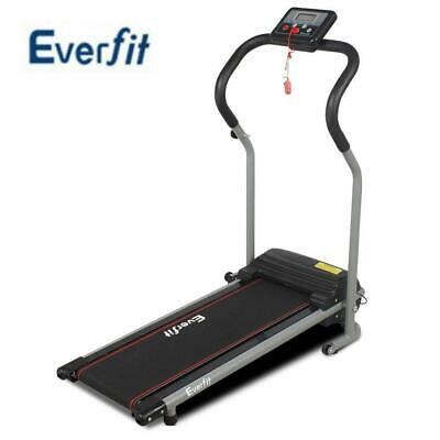 AU340 • Buy Everfit Electric Treadmill Home Gym Exercise Machine Fitness Equipment Black